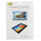 Protective Clear Screen Protector for Samsung Galaxy Tab 2 P5100 / P5110 - Transparent (3 PCS)