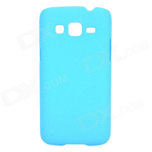 PUDINI LX-G3812 Quicksand Series Protective Plastic Back Case for Samsung G3812 - Blue pudini lx g3812 protective plastic back case for samsung g3812 black