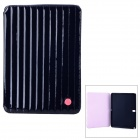 ROCK Protective PU + TPU Case w/ Stand for Samsung Galaxy Note 10.1 (2014) - Black