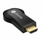Google Chromecast HDMI Streaming Media Player - Black