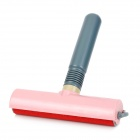 ABS Glass Cleaning Brush - Grey