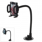 H39 + C38 Flexible Universal Holder Mount Bracket w/ Suction Cup - Black