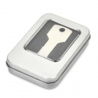 Baodeng 032 Novel Key Style Portable USB Flash Drive - Golden + Silver (32GB)