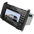 "LsqSTAR 7"" Car DVD Player w/ GPS, TV, RDS, BT, SWC, CanBus, Dual-Zone for Mercedes-Benz W169 / W245"