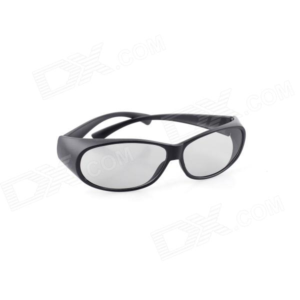 VQ128R Slim Portable Circularly Polarized Non-Flash 3D Glasses for 3D TV
