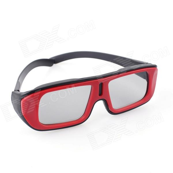 VQ109R Slim Design Polarized Non-Flash Fashionable 3D Glasses for 3D TV