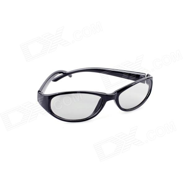 VQ583R Portable Slim Design Circularly Polarized Non-Flash 3D Glasses for 3D TV