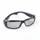 VQ503R Portable Design Circularly Polarized Non-Flash 3D Glasses for 3D TV