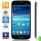 "HTM SM-H9001(H9001) MTK6582 Quad-Core Android 4.2.2 WCDMA Bar Phone w/ 6.0"", FM, GPS - Black + Blue"