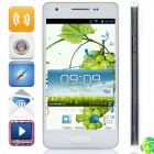 "F9006 MTK6582 Quad-Core Android 4.2.2 WCDMA Bar Phone w/ 4.3"", FM, Wi-Fi and GPS - White"