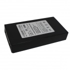 RQ DC 12980 9800mAh Super Rechargeable Polymer Lithium-ion Battery - Black