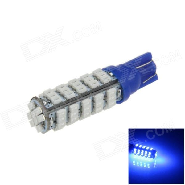 T10 / 194 / 147 / W5W 3W 250lm 68 x SMD 1206 LED Blue Car Clearance Lamp / Side Light - (12V) 1206 3 3m 335 5