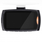 "AT188 2.7"" LCD 3.0 MP CMOS 1080p 170 Degree Wide Angle WDR Car DVR w/ HDMI / AV-Out - Black + Gray"