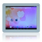 CHEERLINK K978 9.7'' Android 4.2.2 Quad-Core Tablet PC w/ 1GB RAM, 16GB ROM - White + Silver