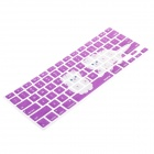 "XSKN  Kittens Protective Keyboard Cover Skin Guard for MacBook Pro 13"", 15"", 17"" - Purple + White"