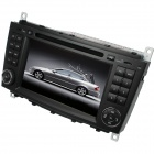 "LsqSTAR 7"" Car DVD Player w/ GPS,TV,RDS,BT,SWC,CanBus for Benz E,CLS,C,CLK-Class/W211,W203,W209,W219"