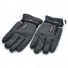 GETBEST GC6106 Motorcycle / Electromobile Rechargeable Electric Warming Gloves - Gray (Pair)