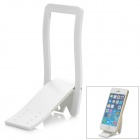 ZD-8 Universal Folding 3-Mode Adjustable Stand for Iphone / Samsung / HTC - White
