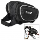 FJQXZ Outdoor Cycling 420D Nylon Bike Front Tube Bag - Black (25L)