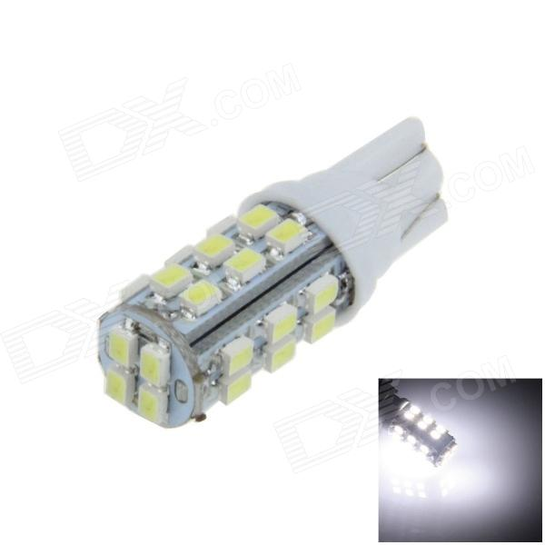 T10 / 194 / W5W 3W 250lm 28 x SMD 1206 LED White Car Side Light / Indicator / Reading lamp - (12V) 1206 3 3m 335 5