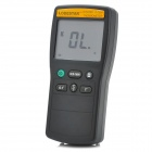 "LODESTAR LS1319C Digital 2.6"" LCD Contact Thermometer - Grey (6 x AAA)"