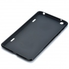 """X"" Style Protective TPU Back Case for LG G Pad 8.3 V500 - Black"