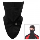MONTON Outdoor Sports Warm Half Face Mask - Black