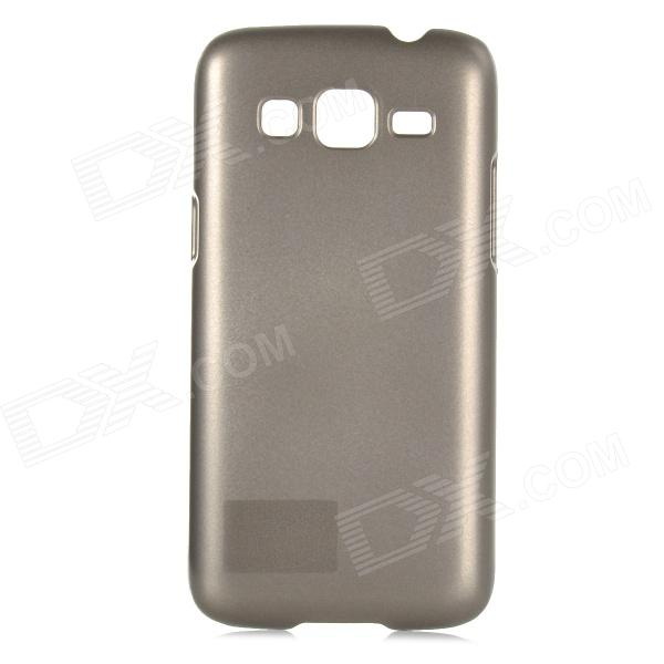 PUDINI Protective PC Case for Samsung G3812 - Champagne Gold pudini lx g3812 protective plastic back case for samsung g3812 black