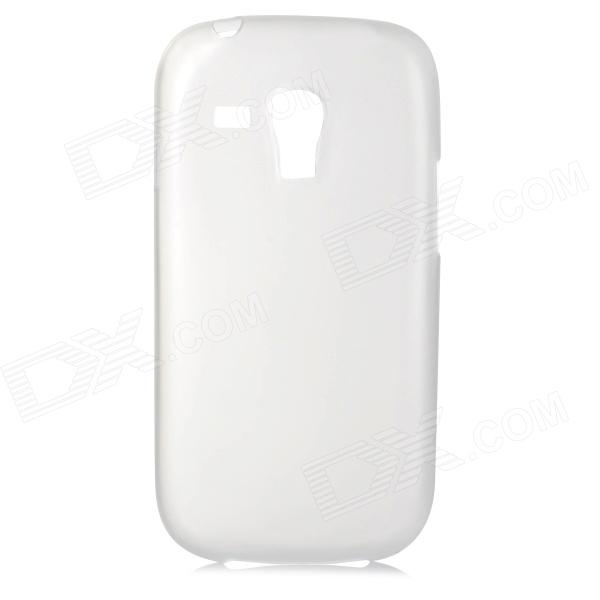 Ultra-Slim Protective PC Back Case for Samsung Galaxy S3 Mini i8190 - Translucent White чехол для для мобильных телефонов other sumsung galaxy s3 i9300 android
