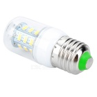 JRLED JR-LED-E27-5W E27 5W 350lm 3300K 24-5630 SMD Warm White Light Bulb - White (AC 220~240V)