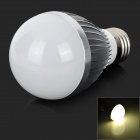 Kohäsions HS01005A E27 5W 450lm, 3000K, 5-LED Warm White Light Bulb - Silber (AC 85 ~ 265V)