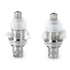 Replacement 2.4 / 2.8ohm Atomization Core for MT3 Atomizer - Silver (2 PCS)