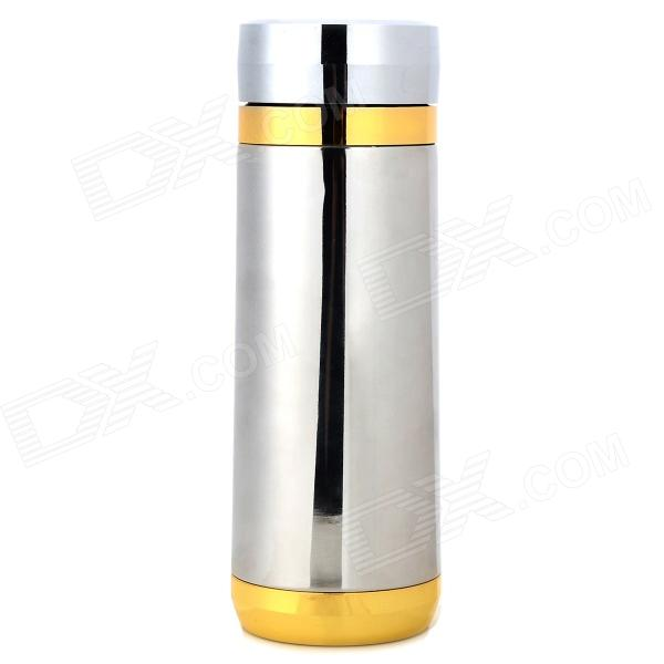 Kanglubao K90 Convenient Double Layer Vacuum Stainless Steel Car Electric Heater Bottle (320ML)