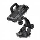 KALAIDENG X5 PVC Car Mount Holder w/ Suction Cup for Mobile Phones - Black