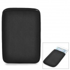 "TY-8 Protective Polyester Water Resistant Sleeves for Universal 7"" Tablet PC - Black"