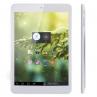 "ICOO Fatty GN 7.85"" Dual Core Android 4.1 3G Phone Tablet w/ 1GB RAM, 8GB ROM, Dual SIM, GPS - White"