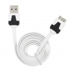 Micro USB 3.0 Male to USB 2.0 Male Data Cable for Samsung Galaxy Note 3 N9000 + More - White (100cm)