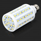 E27 12W 300lm 3200K 72-SMD 5050 LED Warm White Light Corn Lamp (12V)