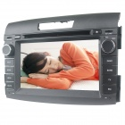 "LsqSTAR 7"" Android 4.0 Car DVD Player w/ GPS,TV,RDS,BT,PIP,SWC,Can Bus,3D-UI,Dual Zone for Honda CRV"