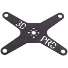 3D Carbon Fiber Anti-vibration Board / Adaption Board for DJI Phantom Vision 2 Quadcopter