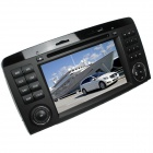 "LsqSTAR 7"" Car DVD Player w/ GPS,TV,RDS,BT,SWC,Radio,CanBus,Dual Zone for Mercedes-Benz R-Class W251"