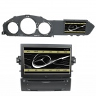 "LsqSTAR 7""Car DVD Player w/ GPS,TV,RDS,BT,CCD,SWC,AUX,CanBus,DualZone for Mercedes-Benz C-Class W204"