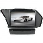 "LsqSTAR 7""Car DVD Player w/ GPS,TV,RDS,BT,CCD,SWC,AUX-IN,CanBus,Dual Zone for Mercedes-Benz GLK/X204"
