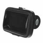 M09 360 Degree Rotation Bracket w/ PU Bag for Note 1 / 2 / 3 - Black