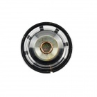 Jtron DIY 29mm 8 Ohms 0.25W Small Speaker - Black + Bronze (Pair)
