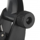 H07 360 Degree Rotation Holder Mount w/ Suction Cup + C68 Back Clamp for 7~10 Inch Tablet PC - Black