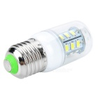 JRLED E27 5W 350lm 24-5630 SMD Cold White Light Bulb (AC 220~240V)