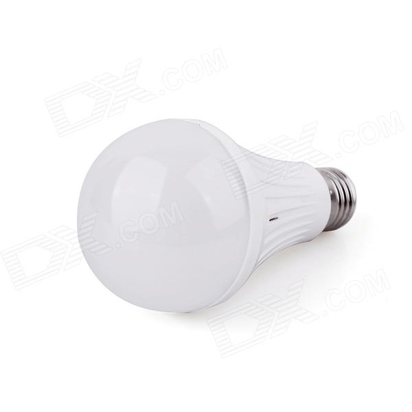 MP-01 E27 15W 1450lm 3000K 40 x SMD 3014 LED Warm White Light Lamp Bulb - White (AC 200~240V)