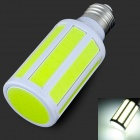 HZLED E27 10W 800lm 6000K 9-COB LED White Light Lamp Bulb - (220~240V)