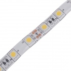 72W 4800-5400lm 3000-3200K 300 x SMD 5050 LED Warm White Light Car Decoration Light Strip (12V / 5m)